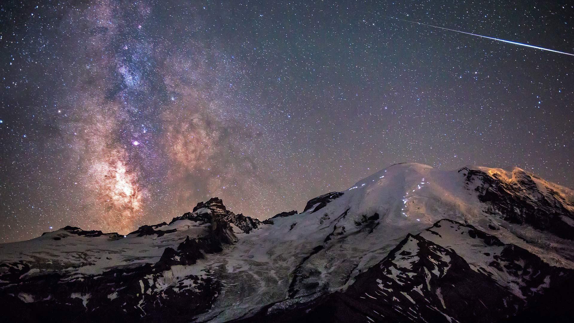 一起仰望星空