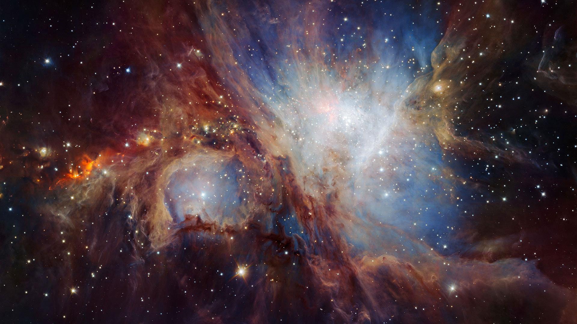 美到迷幻的大宇宙