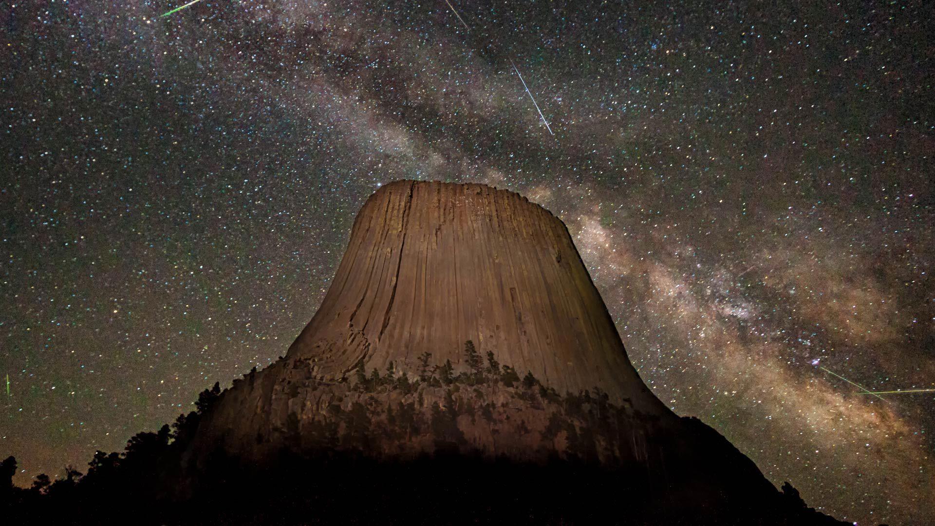 星光璀璨 斑驳陆离