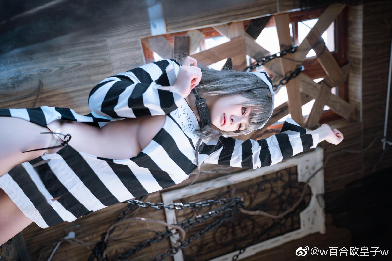 [COS]碧蓝航线 囚牢与诱惑 水星纪念 COSPLAY-第10张