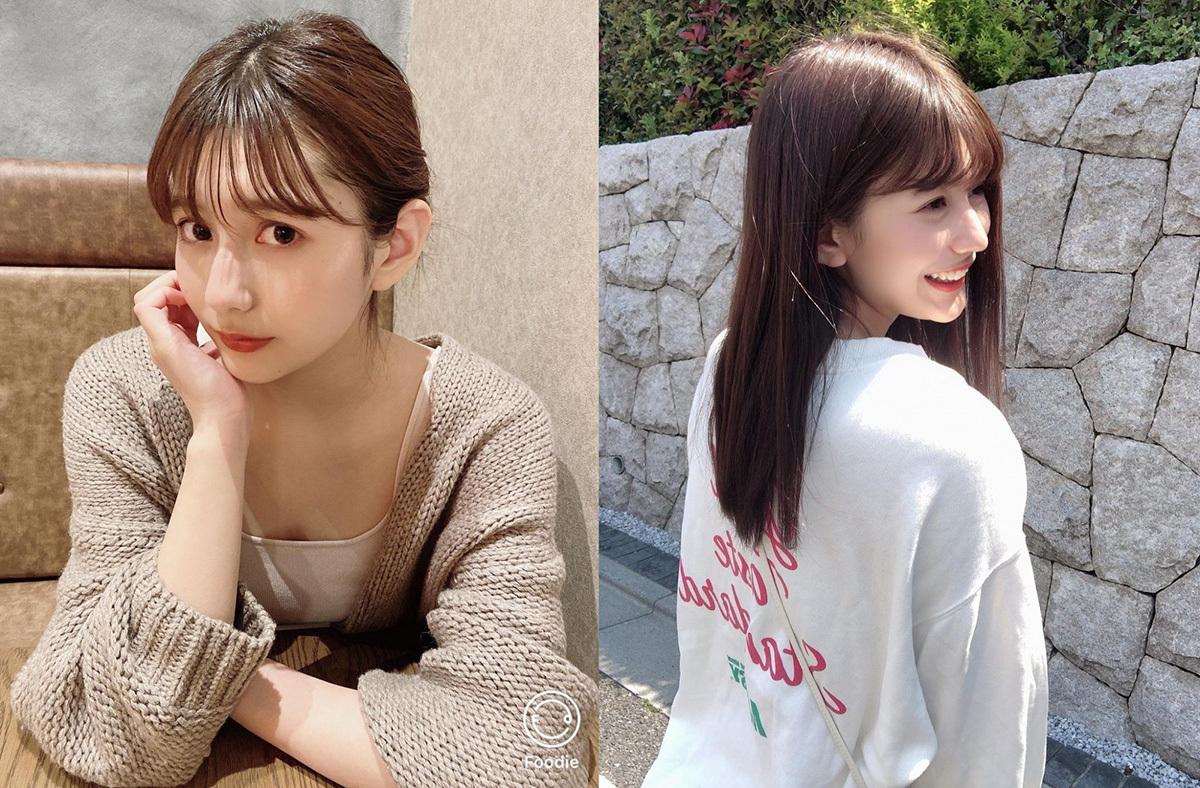 全日本就她最美!2020杂志小姐冠军「新井遥」神级五官犯规到不行 怎么拍都超美