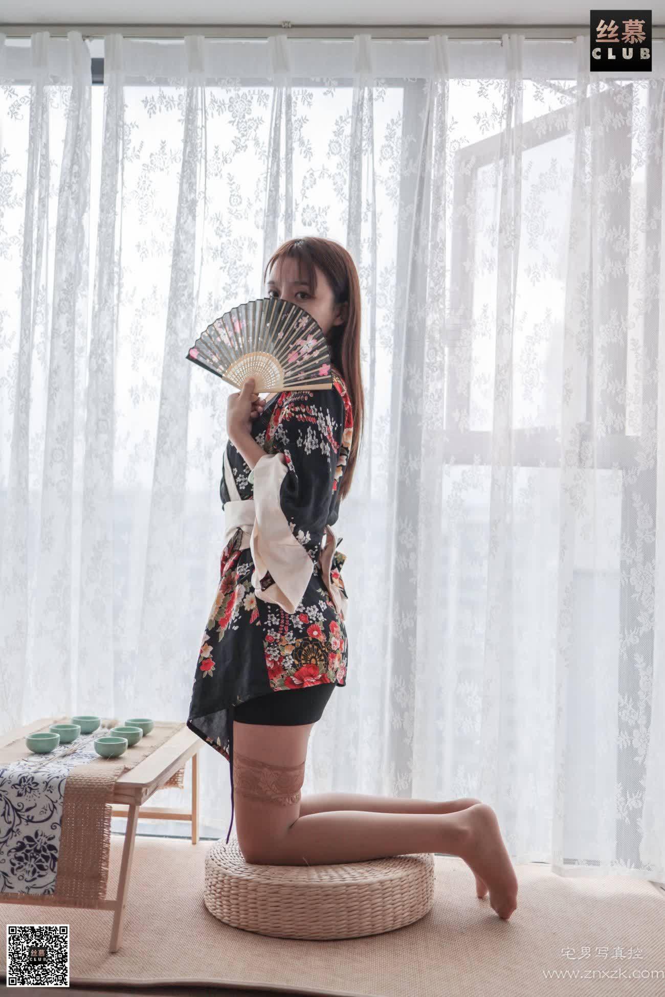 丝慕GIRL SM086 梦辰 樱花の梦辰