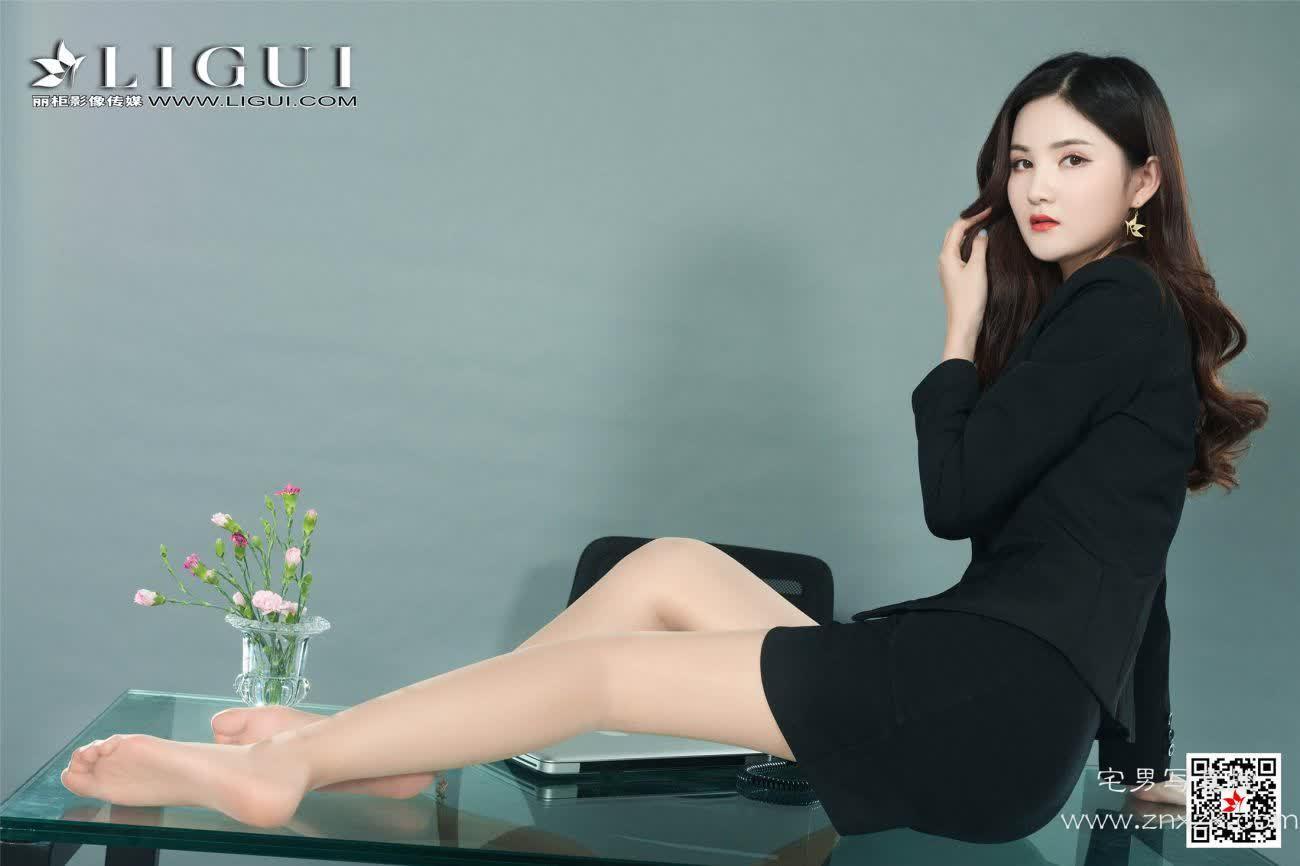 Ligui丽柜 2019.08.13 网络丽人 Model 安妮