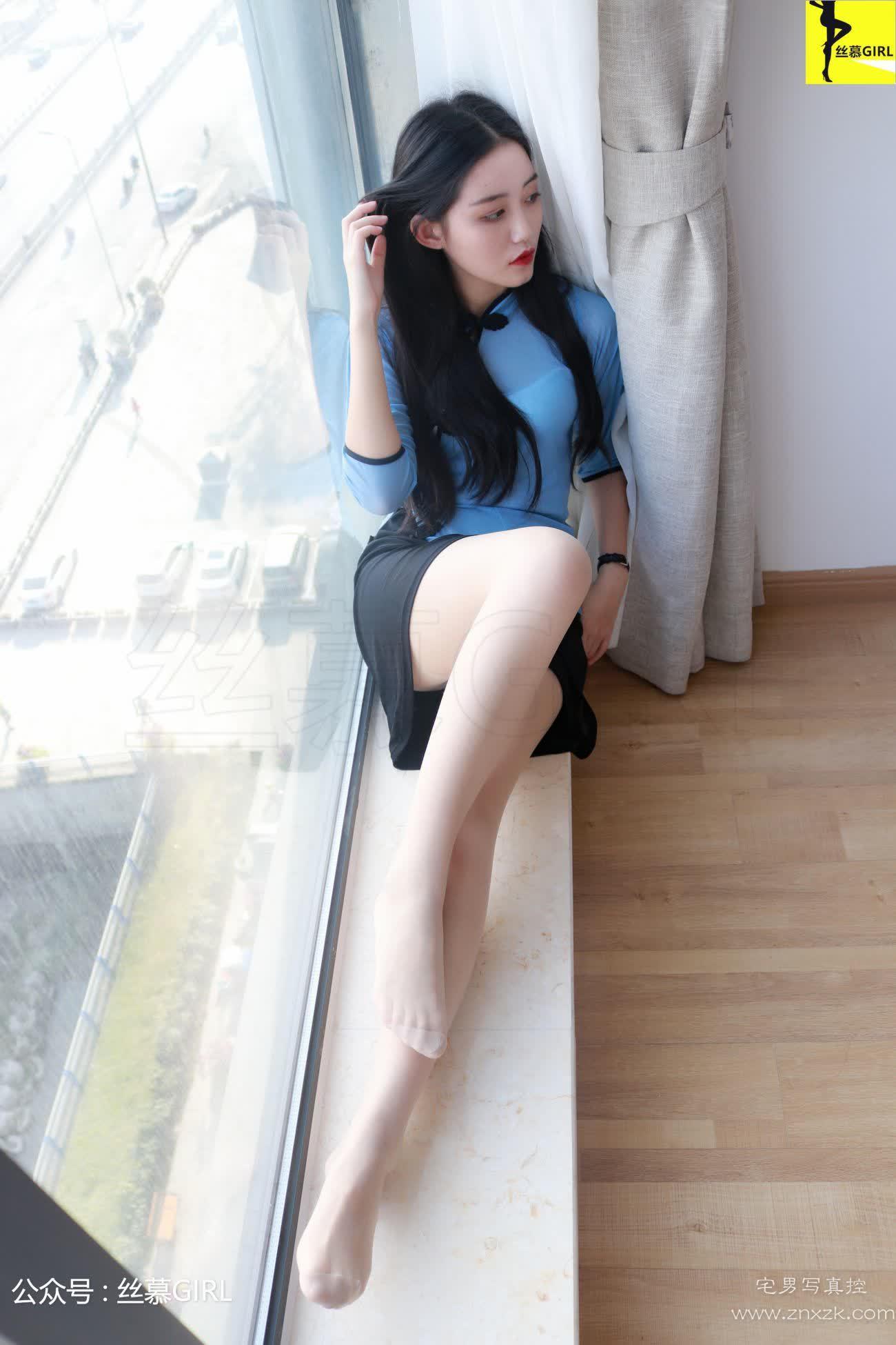 丝慕GIRL No.022 夏子楠&双双 万圣节特刊