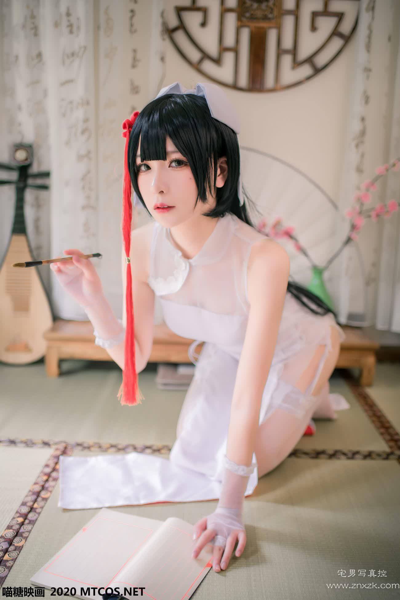 喵糖映画 HML.007 高雄旗袍