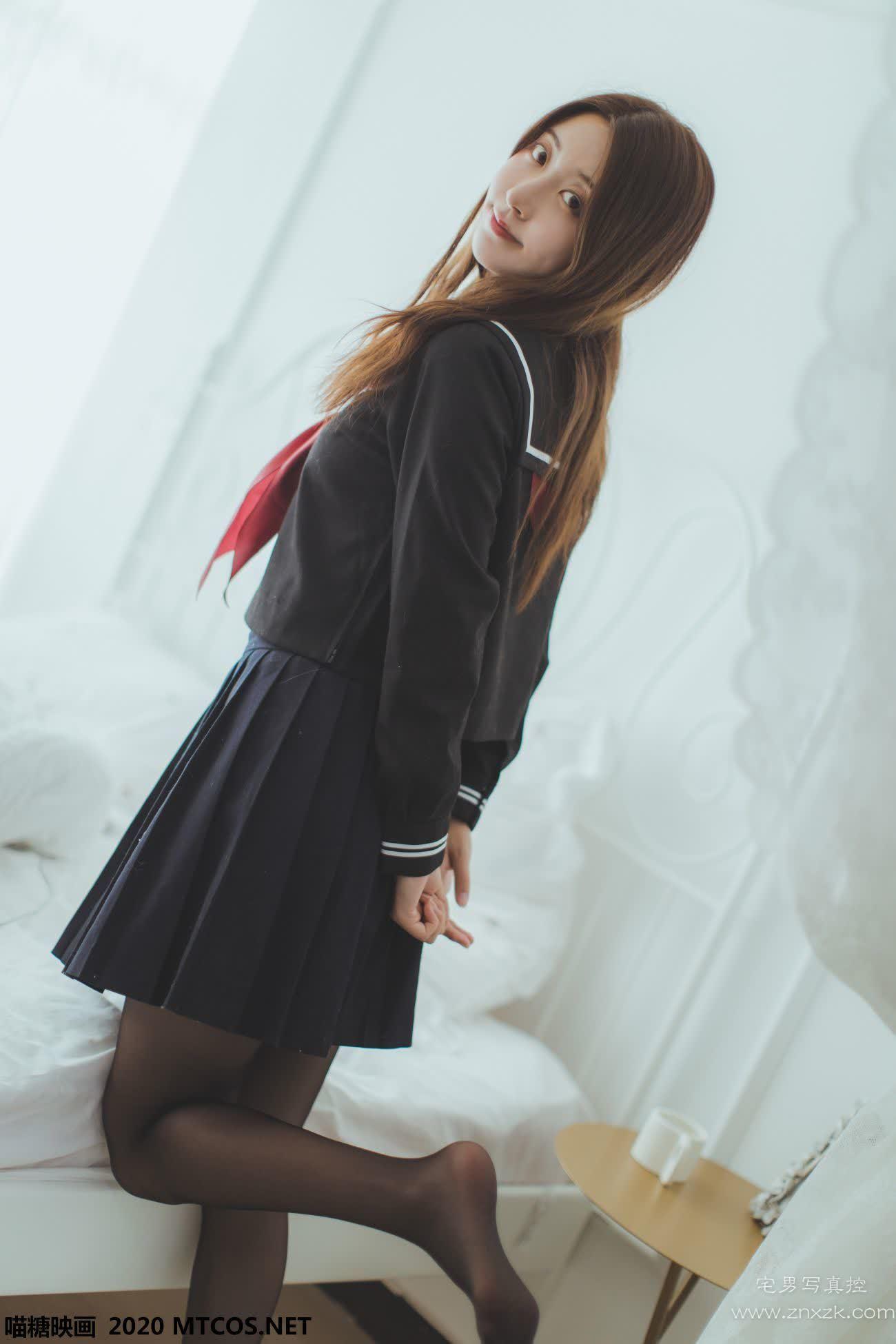 喵糖映画 JKL.002 黑色JK