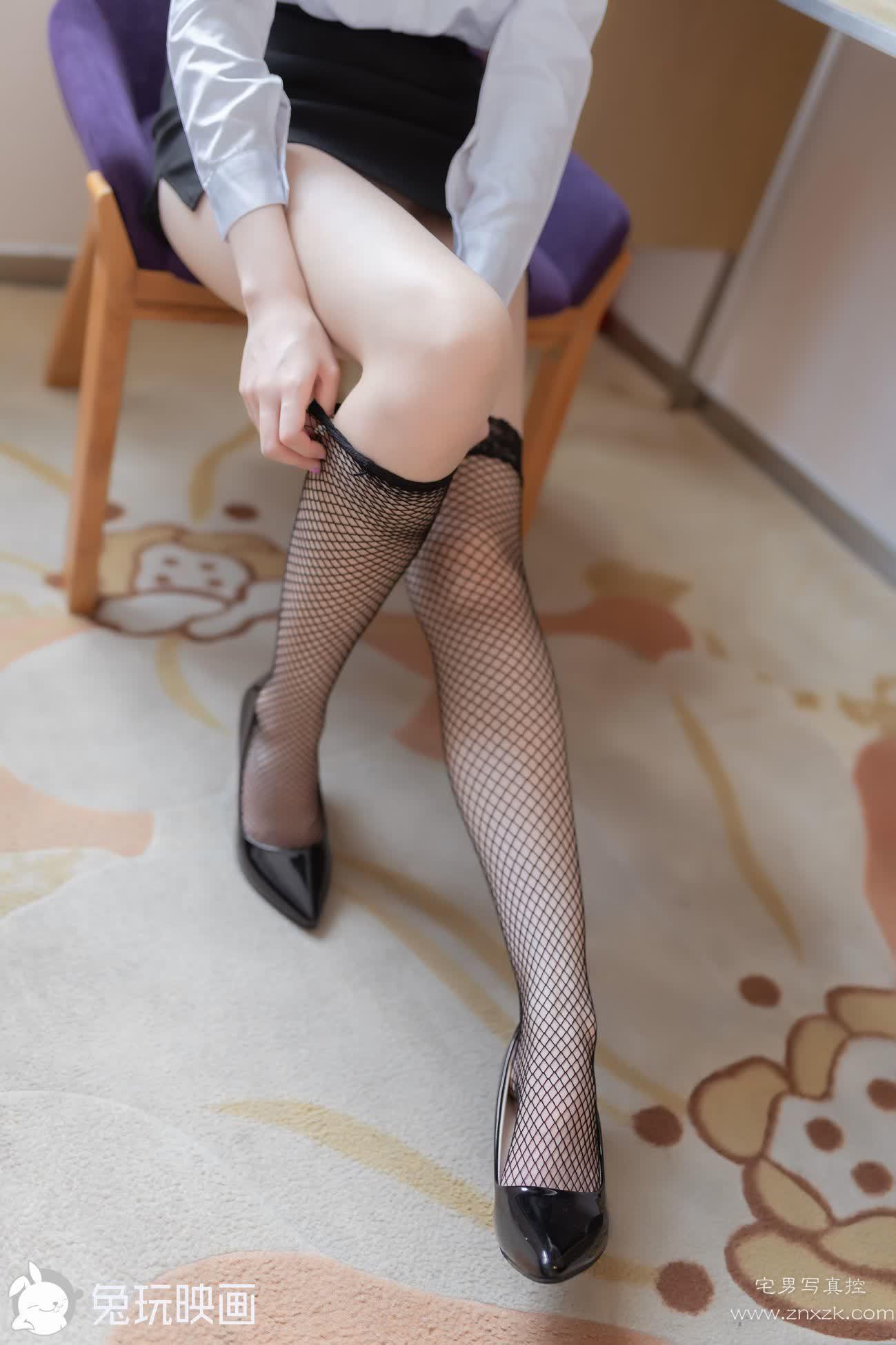兔玩映画 网袜OL