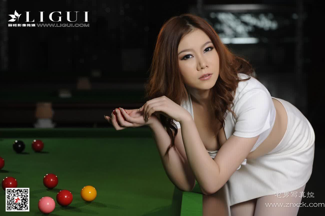 Ligui丽柜 2020.04.26 网络丽人 Model 马鸣