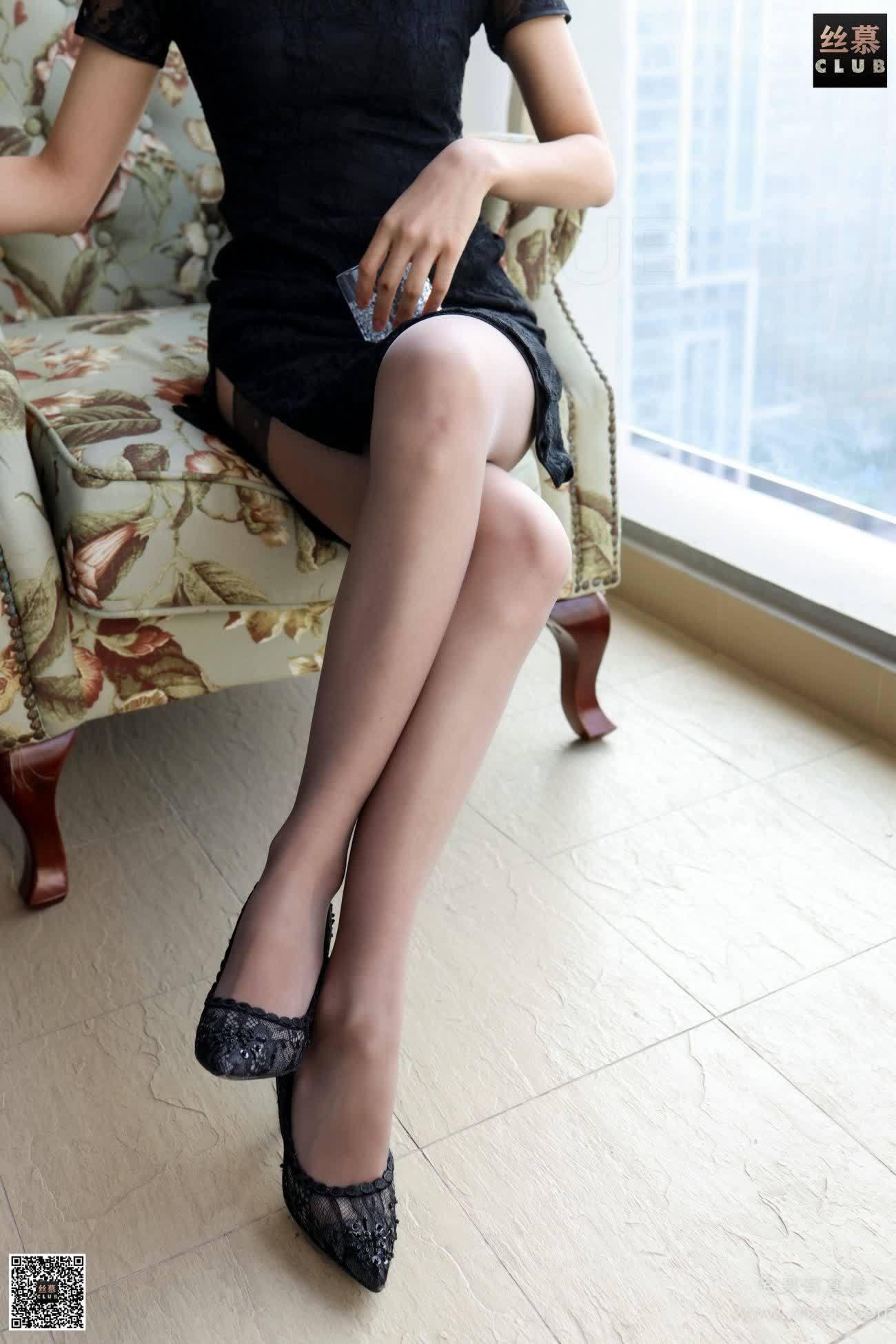 丝慕GIRL SM156 佳佳 灰蕾丝的初恋
