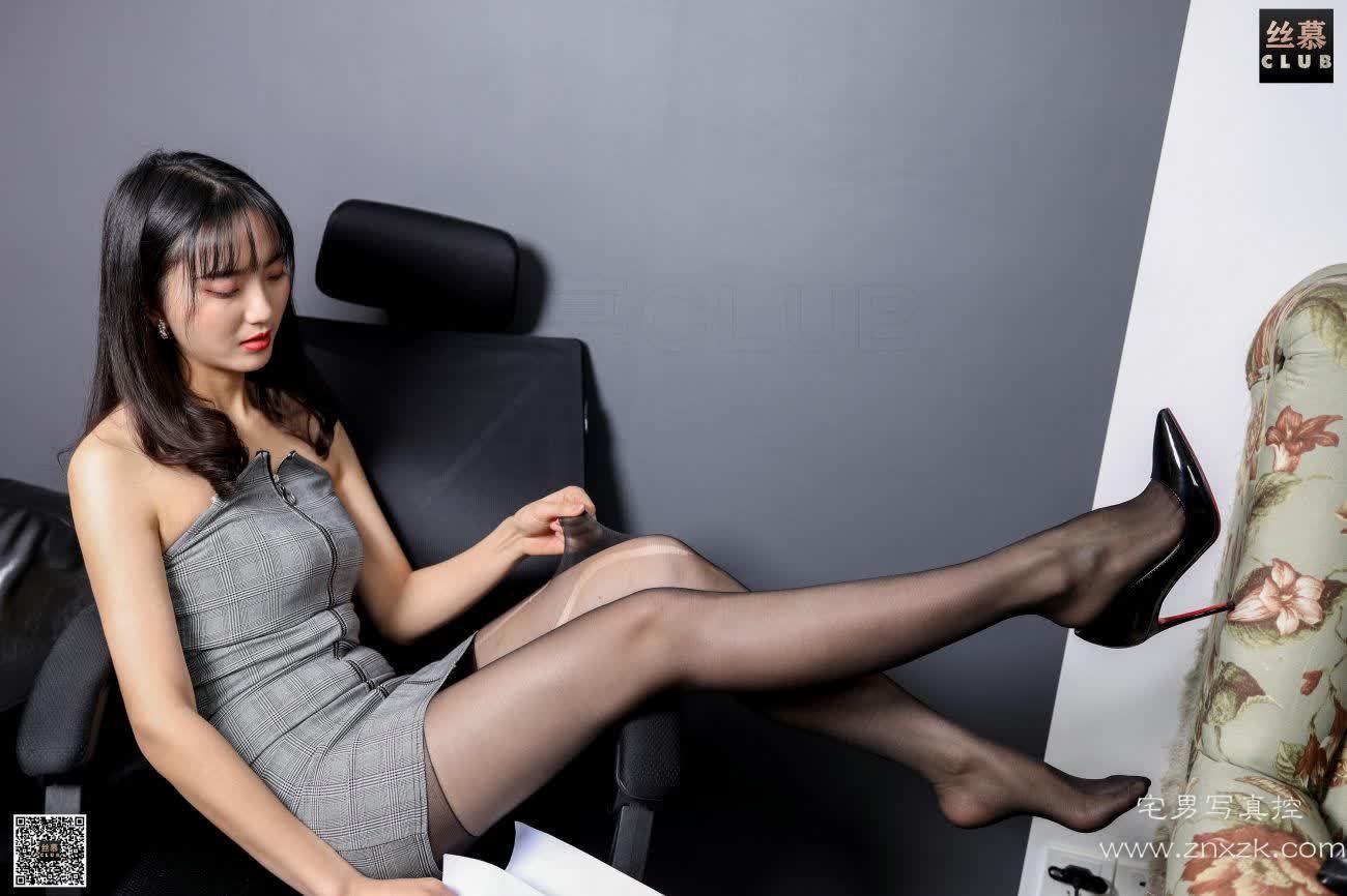 丝慕GIRL SM150 佳佳 秘书实习生