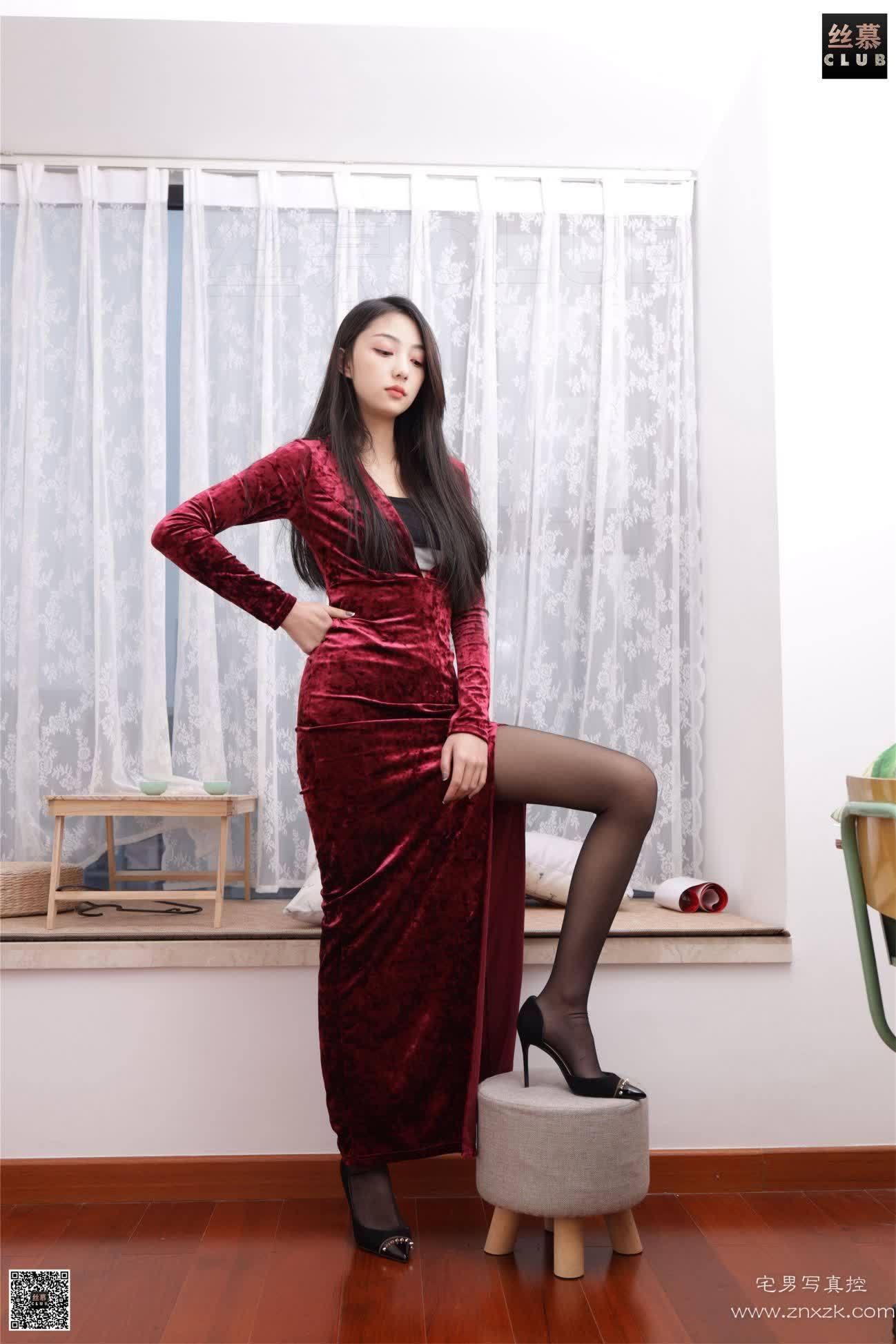 丝慕GIRL SM186 诗晴の丝爱