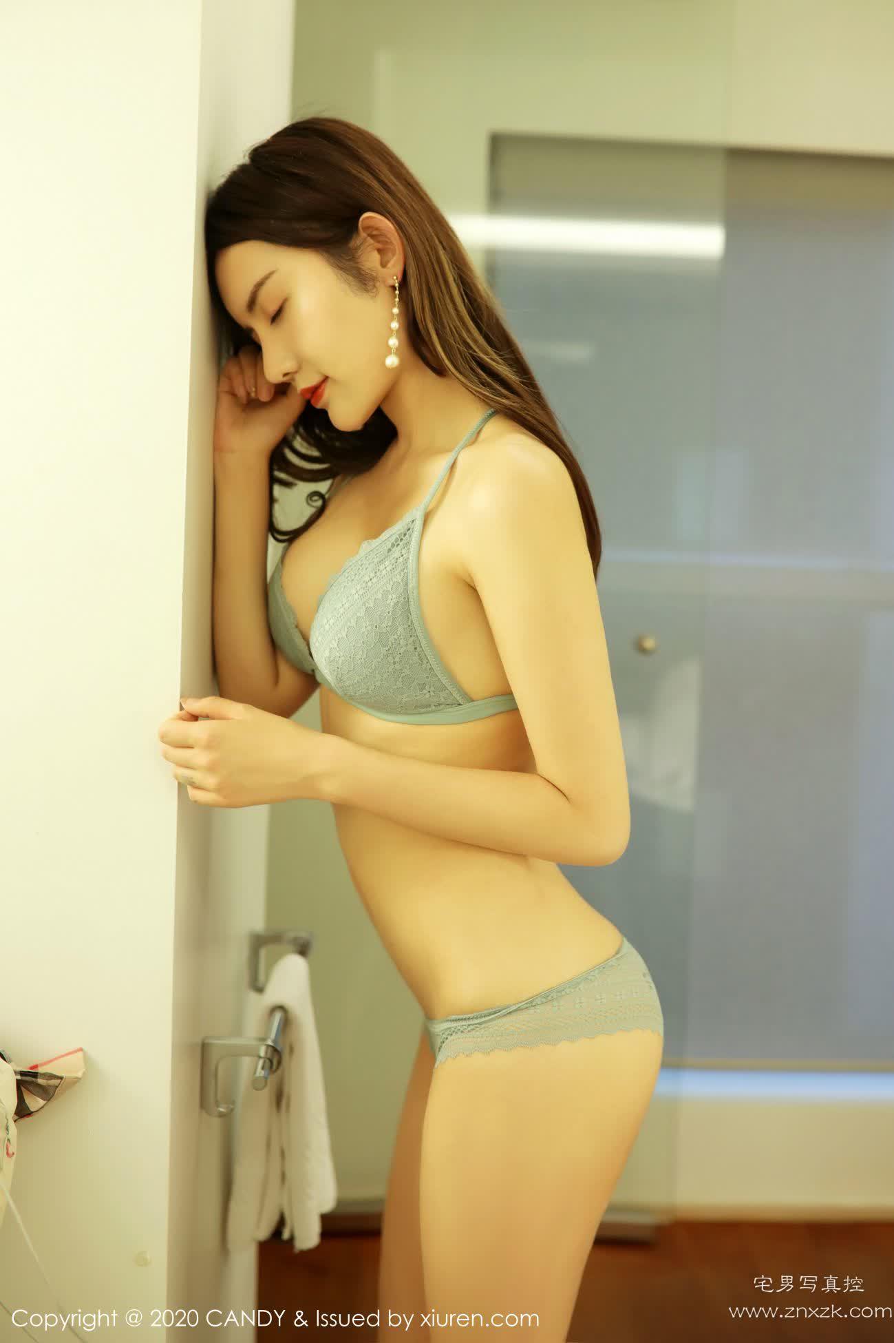 CANDY糖果画报 Vol.076 Cris卓娅祺