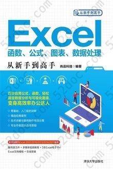 Excel函数、公式、图表、数据处理从新手到高手