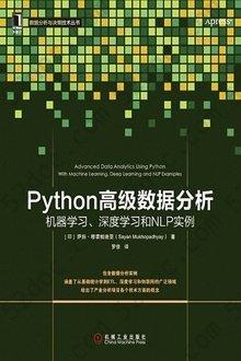 Python高级数据分析: 机器学习、深度学习和NLP实例