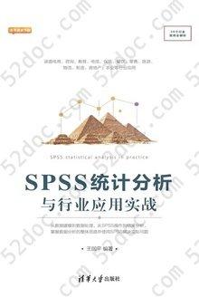 SPSS统计分析与行业应用实战