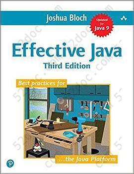 Effective Java: 3rd Edition