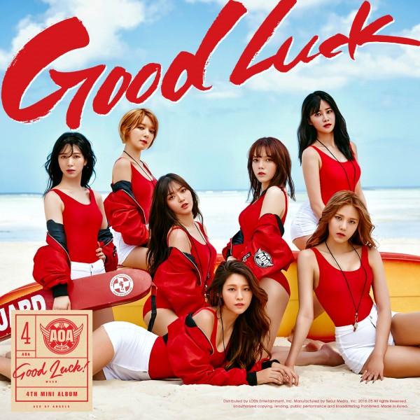 AOA - Good Luck[320K/MP3]