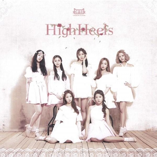 CLC - High Heels(1st Japanese Single)[320K/MP3]
