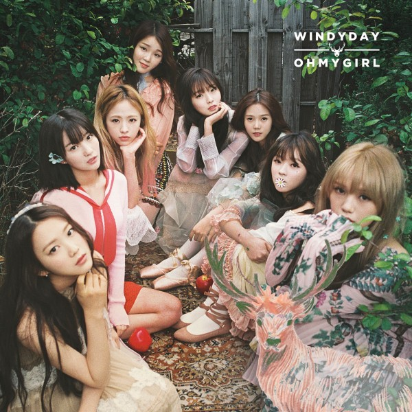 OH MY GIRL - WINDY DAY(Repackage)[320K/MP3]