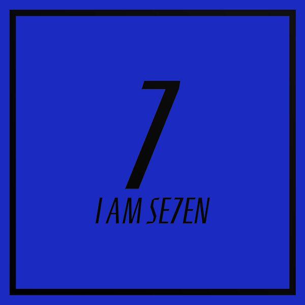 SE7EN - I AM SE7EN[320K/MP3]