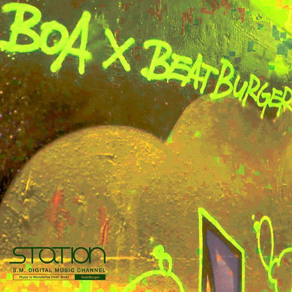BeatBurger - Music is Wonderful(Feat. BoA)[320K/MP3]