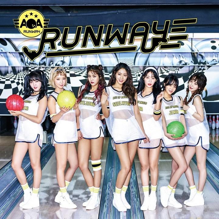 AOA - Runway(预购版)[320K/MP3]