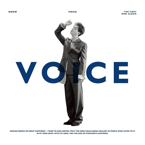 温流(SHINee) - VOICE(The 1st Mini Album)[320K/MP3]
