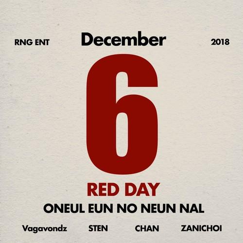 STEN - RED DAY[320K/MP3]