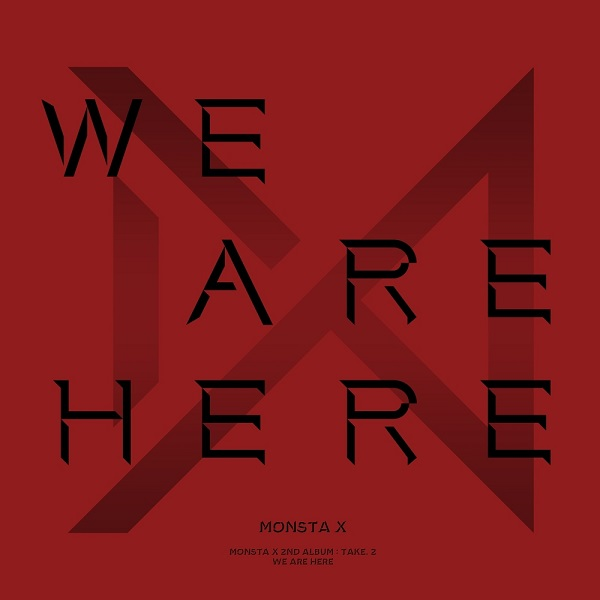 Monsta X - WE ARE HERE(The 2nd Album Take.2)[320K/MP3]