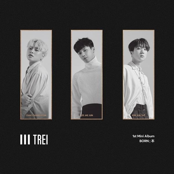 TREI - BORN ; 本[320K/MP3]