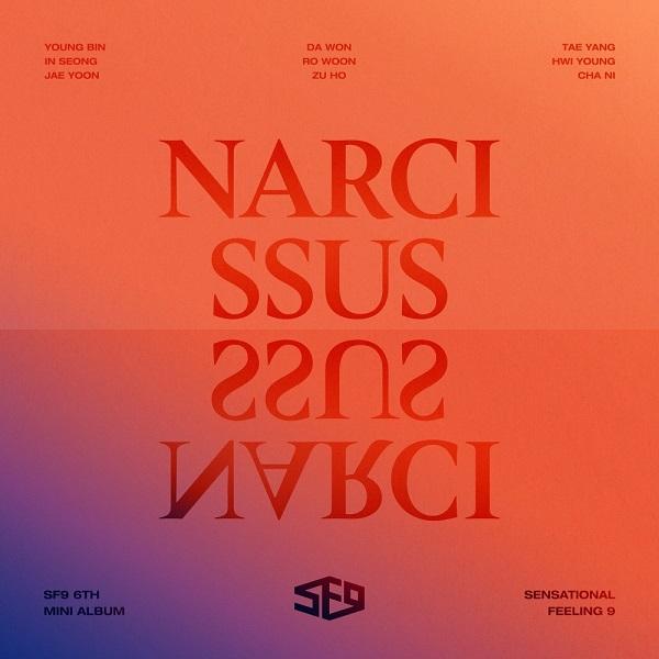 SF9 - NARCISSUS(6TH MINI ALBUM)[320K/MP3]