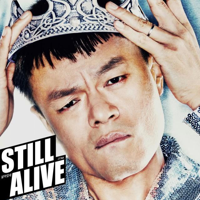 朴振英(J.Y. Park) - Still Alive[320K/MP3]
