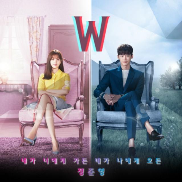 W OST Part.1(W-两个世界 OST Part.1)[320K/MP3]