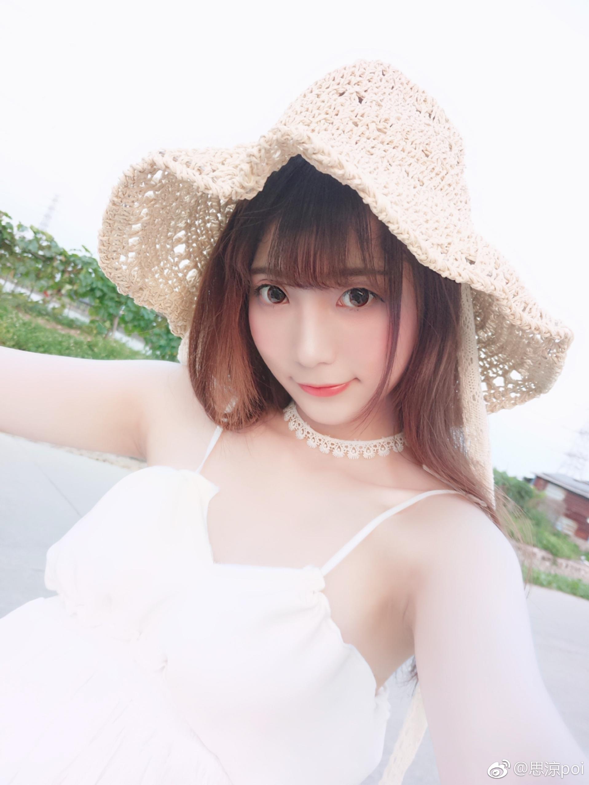 思涼poi最近的广东[喵喵]是夏天的感觉! _美女福利图片