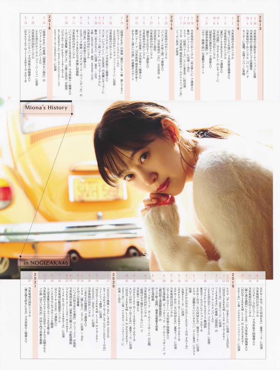 堀未央奈「Platinum FLASH」vol.14插图18