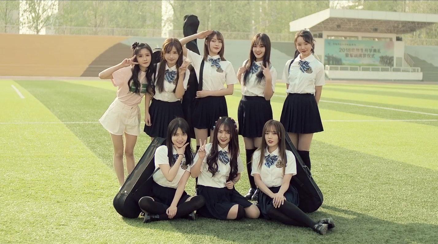 BEJ48《晨曦下的我们》MV欣赏下载