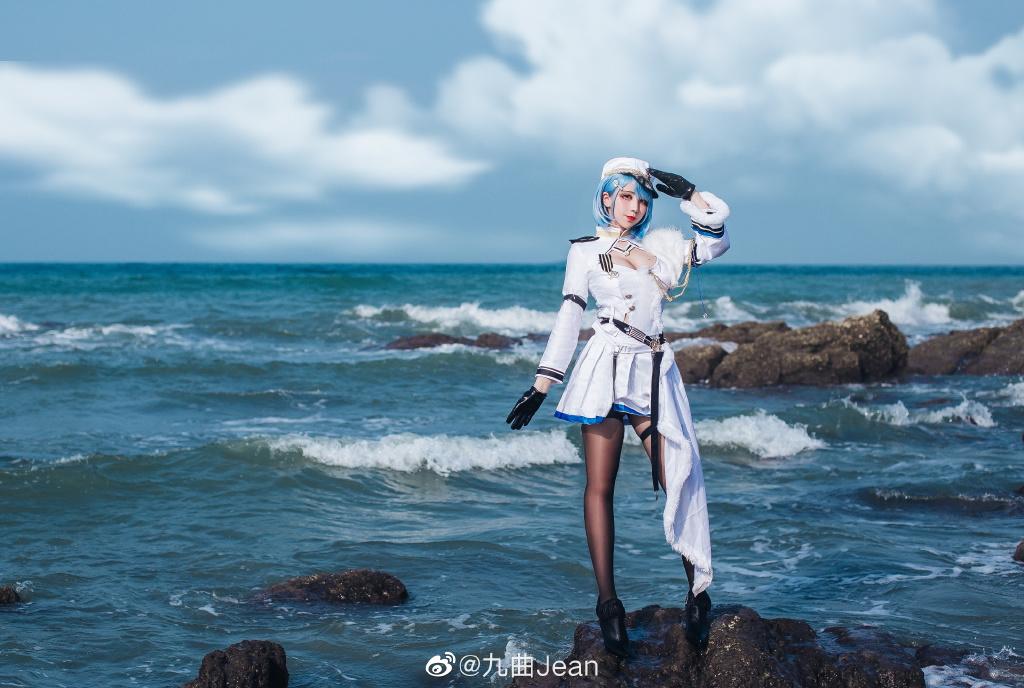 [COS]碧蓝航线 @九曲Jean COSPLAY-第1张