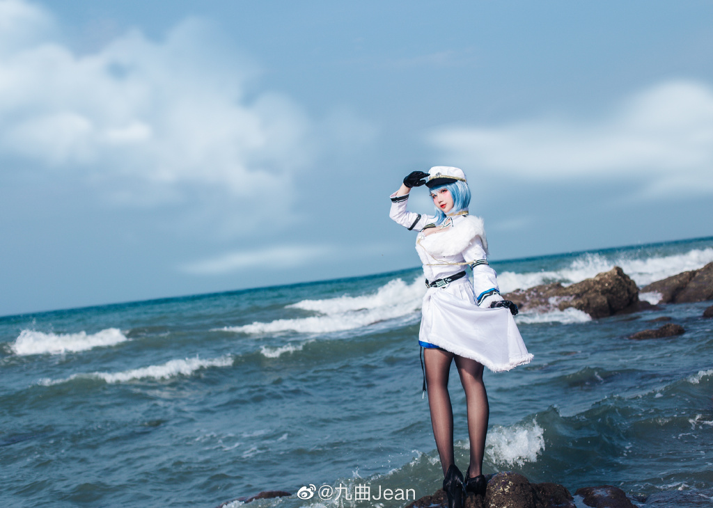 [COS]碧蓝航线 @九曲Jean COSPLAY-第8张