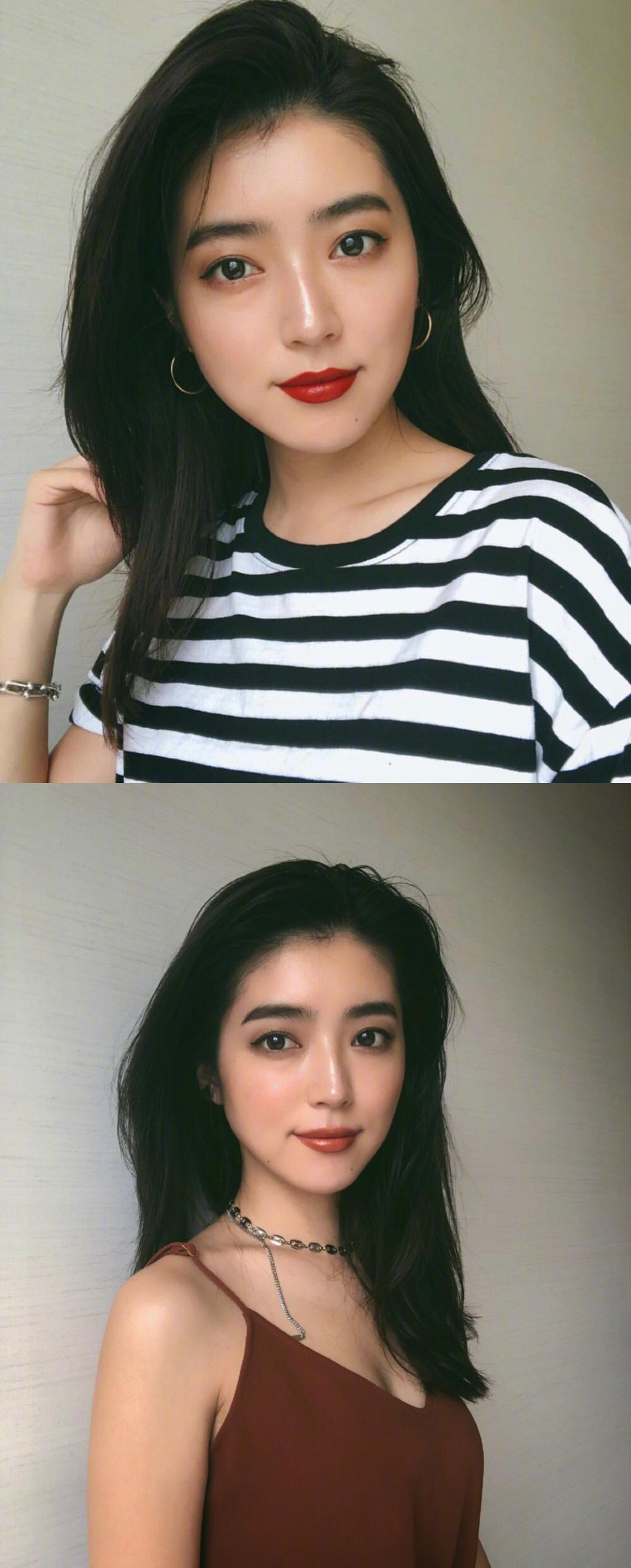 日本模特 大口智惠美 这也太美了吧!  涨姿势 第3张
