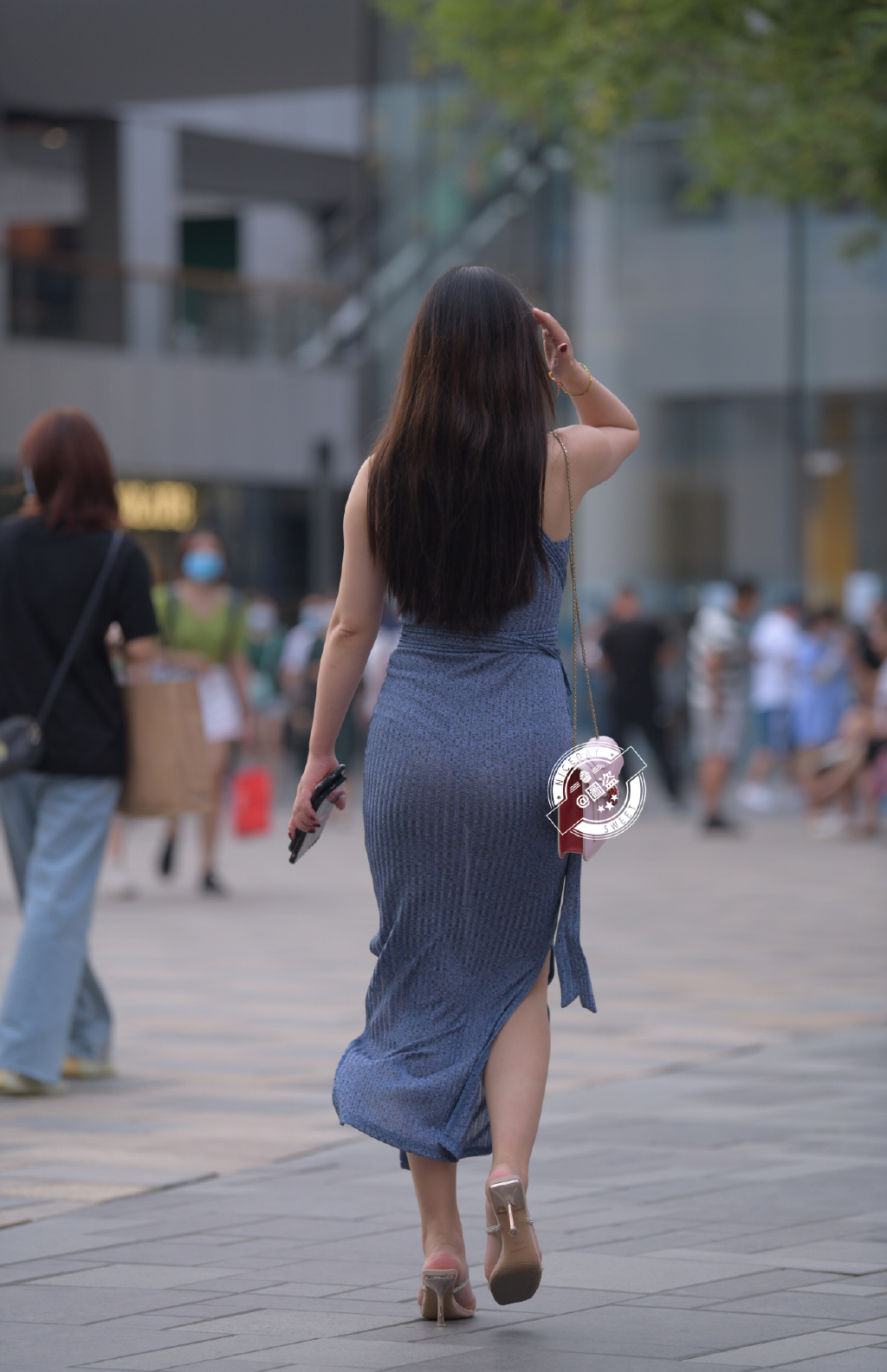 就是这款裙子,每个人穿都好好看!