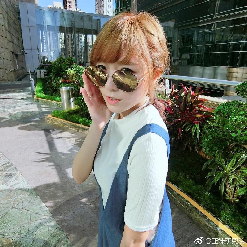 福利汇总美图秀第9期:香港正妹MissHunny. 正妹 福利汇总 美图秀 第8张