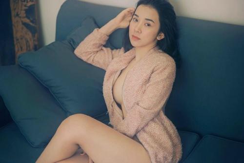 充满奶香的童颜越南妹子Ngọc Phương那饱满包包让你想要回家享用了 福利吧 第8张