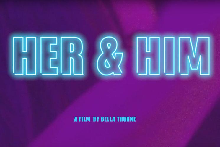 PH站出品SM题材大人电影《她和他》首发预告片