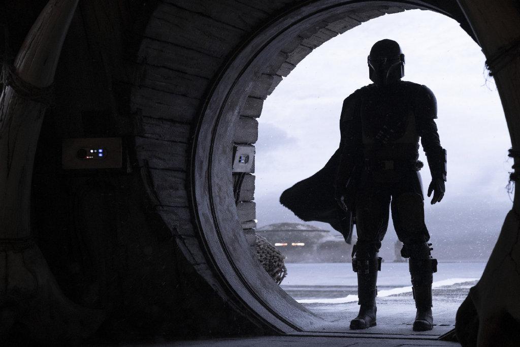豆瓣9.4分,星球大战《曼达洛人》更新第5集