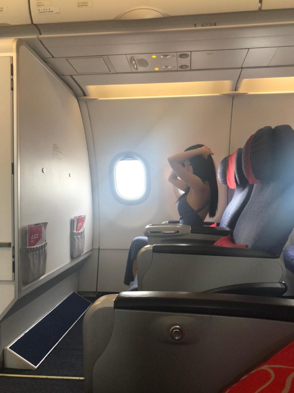 坐飞机头等舱有什么好?头等舱的隐形福利竟然是这个! liuliushe.net六六社 第2张