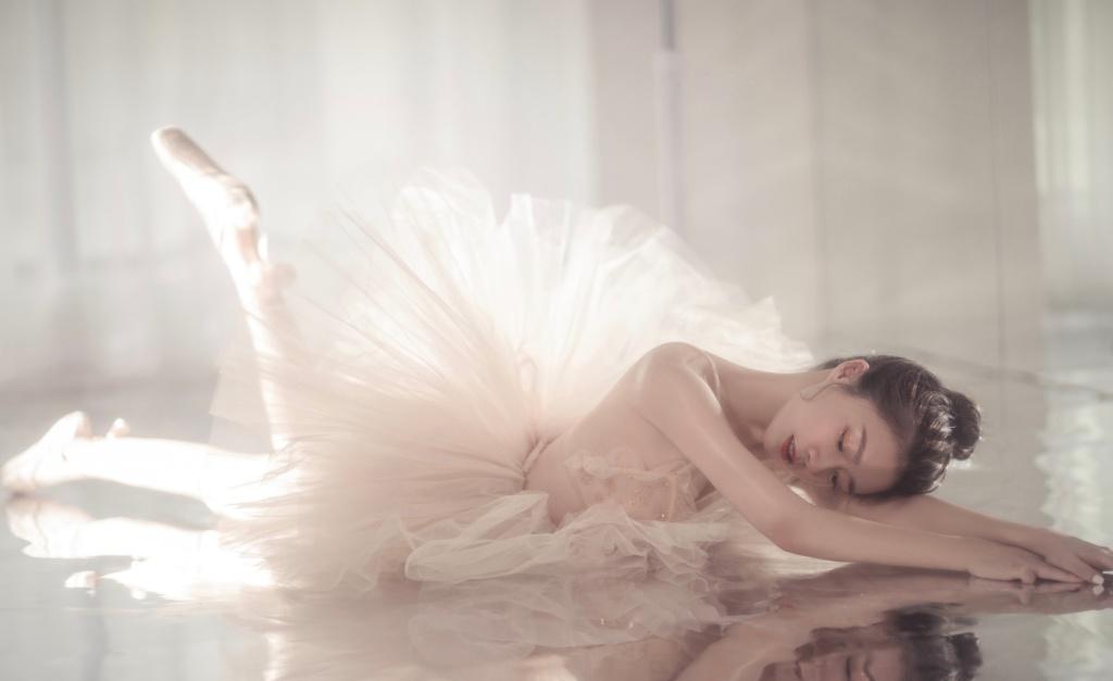芭蕾小仙女,这就是你们越来越喜欢跳舞的女孩子的原因吗? 涨姿势 第4张