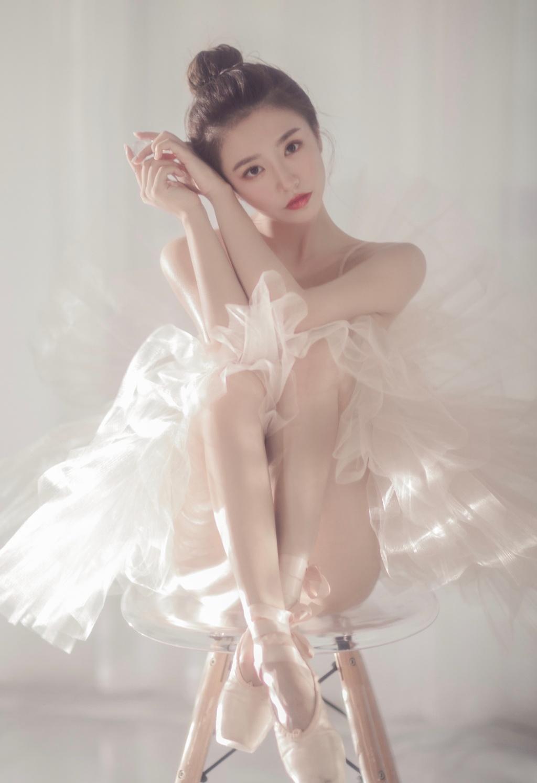 芭蕾小仙女,这就是你们越来越喜欢跳舞的女孩子的原因吗? 涨姿势 第5张