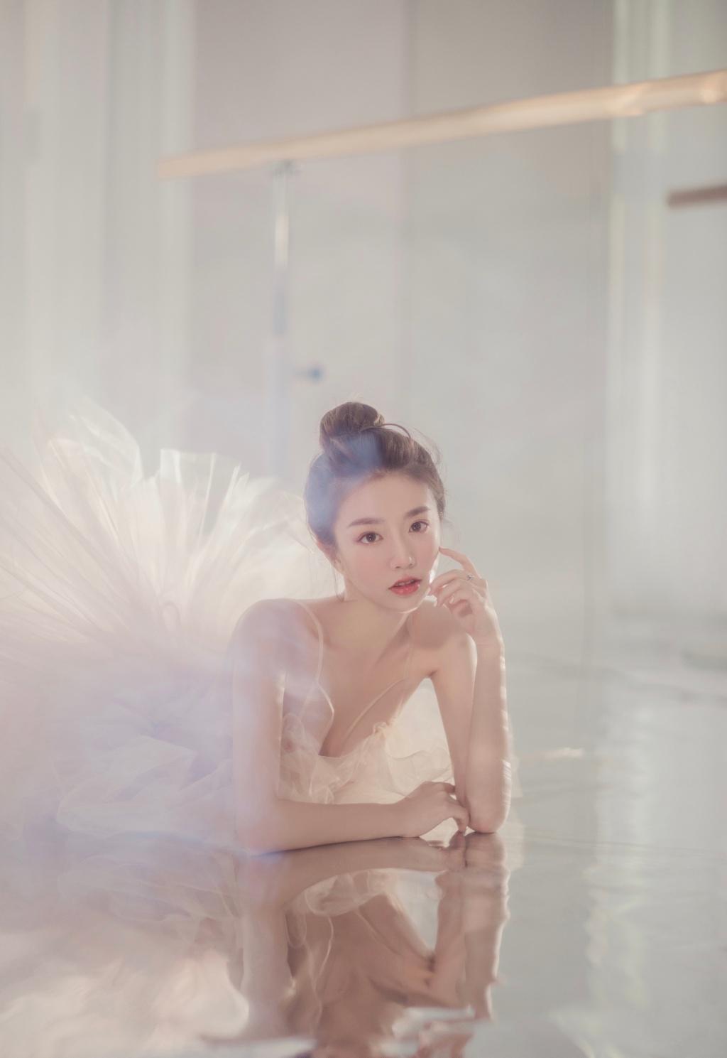 芭蕾小仙女,这就是你们越来越喜欢跳舞的女孩子的原因吗? 涨姿势 第6张