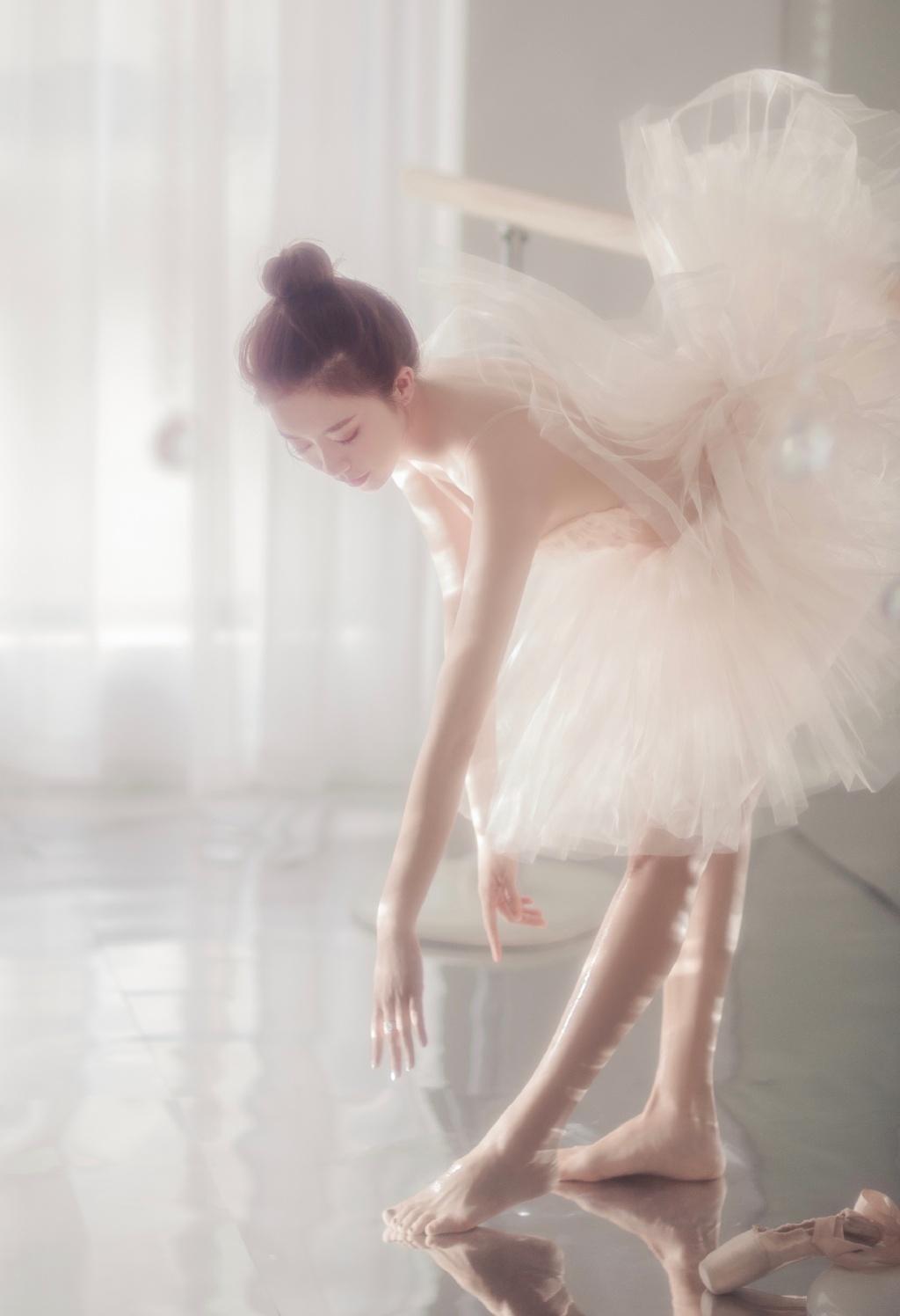 芭蕾小仙女,这就是你们越来越喜欢跳舞的女孩子的原因吗? 涨姿势 第7张