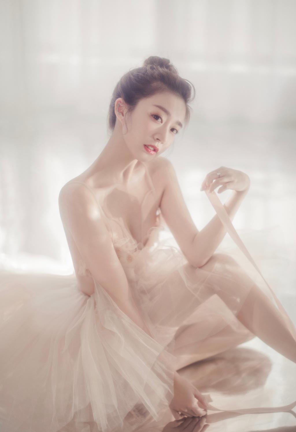 芭蕾小仙女,这就是你们越来越喜欢跳舞的女孩子的原因吗? 涨姿势 第9张